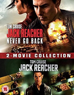 مجموعه کالکشن فیلمهای جک ریچر Jack Reacher شامل 2 فیلم دوبله فارسی