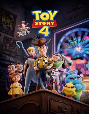 داستان اسباب بازی 4 Toy Story 4 2019