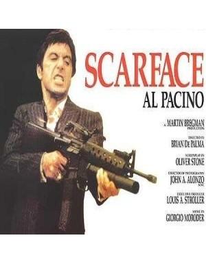 صورت زخمي Scarface 1983