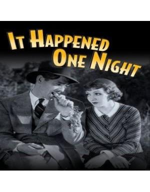 در یک شب اتفاق افتاد It Happened One Night 1934