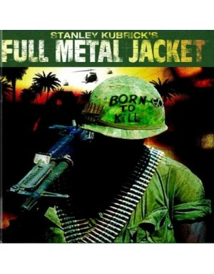 غلاف تمام فلزی Full Metal Jacket 1987