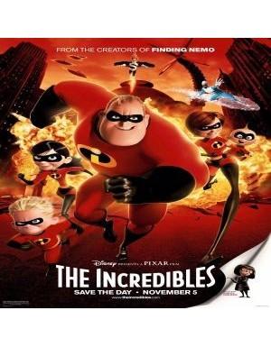 شگفت انگیزان The Incredibles 2004
