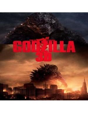 گودزیلا Godzilla 2014 3D 1080