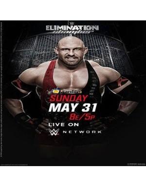 WWE Elimination Chamber ۲۰۱۵