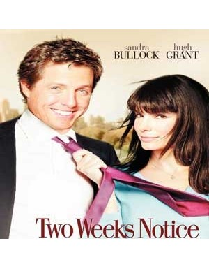 Two Weeks Notice 2002