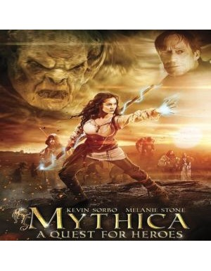 Mythica A Quest for Heroes 2015