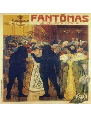 Fantomas In the Shadow of the Guillotine 1913
